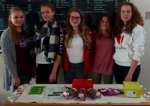 Aktuelles Fair-Trade-Team 2016/17