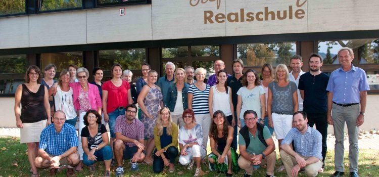 Lehrerteam 2017-18
