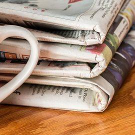 """Lese-Empfehlungen unter """"Presse"""""""
