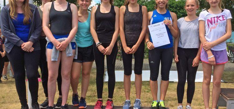 """Tolle Ergebnisse bei """"Jugend trainiert für Olympia"""""""