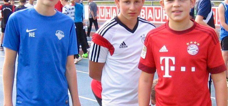 Stefan-Zweig-Schülermannschaft unter den Besten in Baden