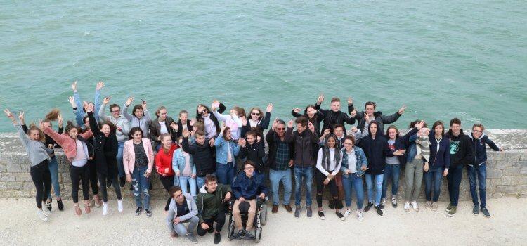 Bericht vom Besuch der Französischschüler in Coulonges vom 25.04. – 04.05.2018